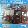 LHD DONGFENG 4*2 5000 litres water tender fire truck for sale