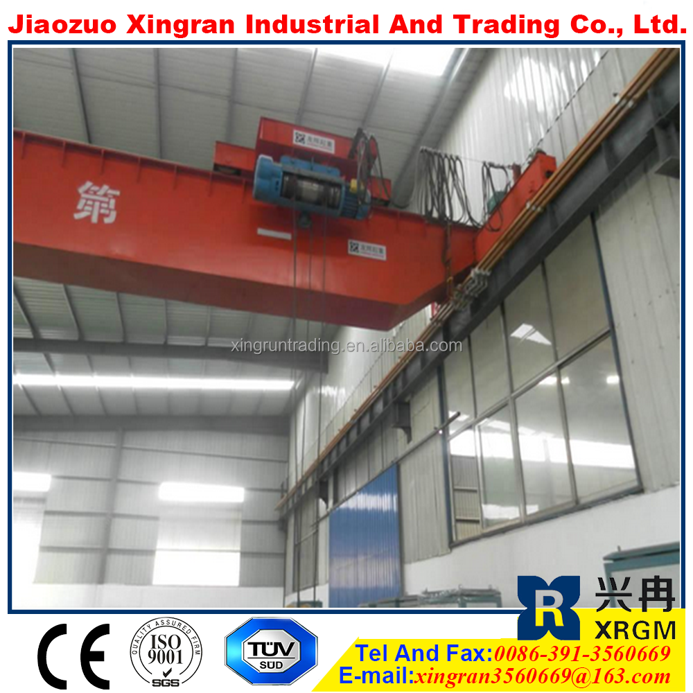 overhead crane crane for dragline 10t industrial workshop overhead/bridge crane