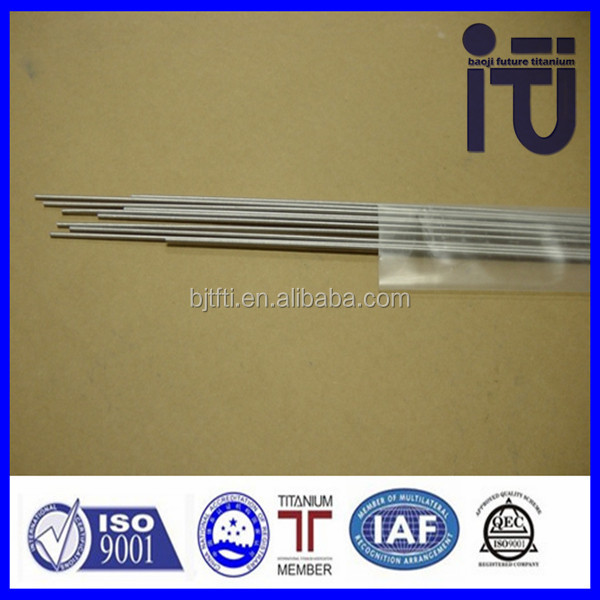 good quality GR2 titanium tig wire for welding use