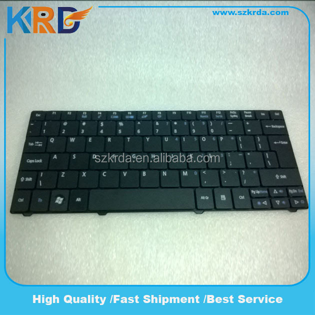 Laptop Keyboard for Acer one 751 751H 752 753A ZA3 721 722 AO721 Black US keyboard