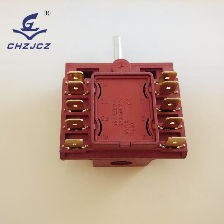 Electrical Rotary switch for gas burner,
