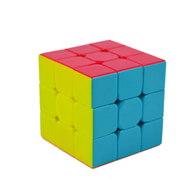 kids IQ game toy 3x3x3 strengthened version colorful learning educational kids toys magic puzzle magical cube