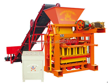 Fully automatic block making plant /concrete block making