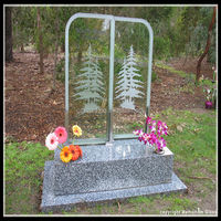 cheap angel headstone decorations