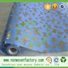 Home textile printing non-woven fabric, design custom, 100% PP raw materials manufacturing