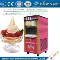 Cool summer tasty 7 Color type ice cream maker