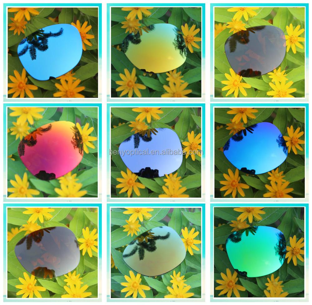 2016 새로운 높은 품질 레보-YD TAC 편광 색상 혼합 선글라스 렌즈 도매 중국