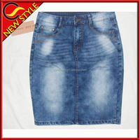 Wholesale New Women Denim Jean Skirts
