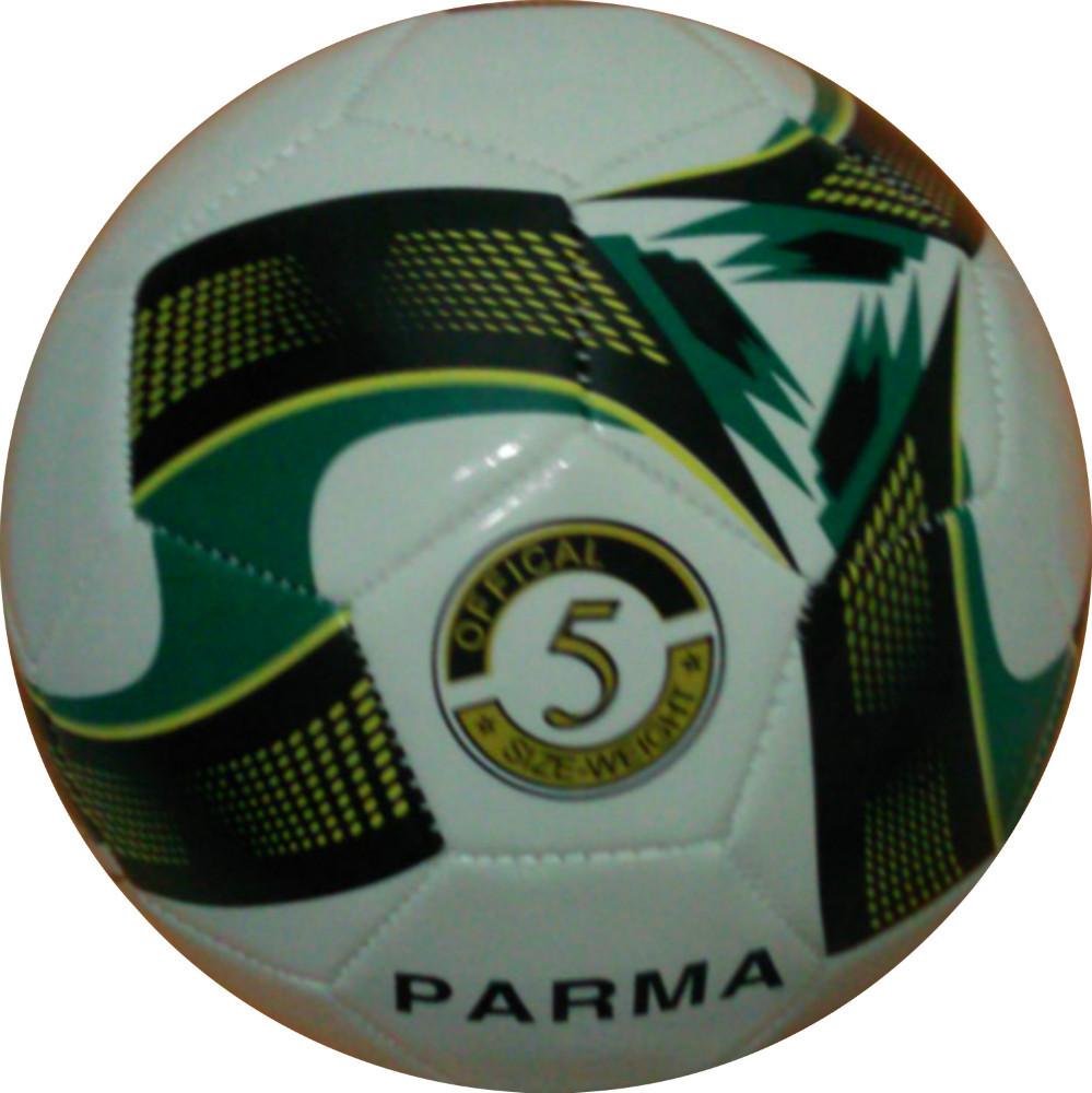 Brazil World Cup machine stitched cheap soccer ball in bulk pu foam soccer football ball