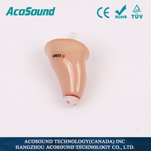 Best sale new brand AcoSound AcoMate 821 CIC custom hearing aid faceplates cic