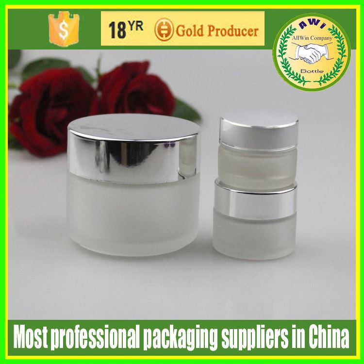 Good quality fast delivery time Day Night Cream Acrylic Cosmetic Jar