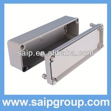 2013NEW ABS box IP65 enclosures for electronics plastic DS-AG-0825(80*250*70)