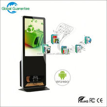 media player digital signage pre install sd cards