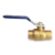 "4"" Inch Valogin 400WOG Lead-Free SWT Forged Brass Ball Valve"
