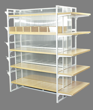 Retail Store Gondola Display Shelves Store Supplies