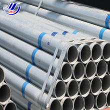 Q345B Welded Hot Deep Galvanized/ Hot Dipped Galvanized Steel Pipe For Construction