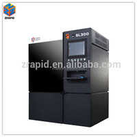 Chinese manufacturer SL300 3D industrial printer for photo reactive resin material
