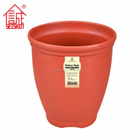New Popular Large Plastic Planters Cheap