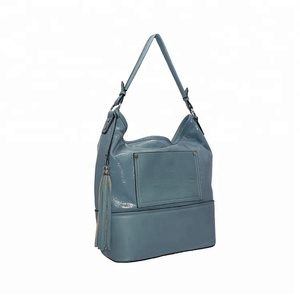 Pu Leather Large Shopping Bag ladies Hand Bags China Supplier