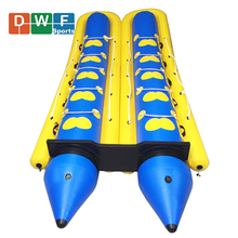 Inflatable Fly Fish Banana Aqua Inflabl Boat Inflatable PVC Boat for Sale