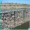 strong pvc coated galvanized stone gabion factory price