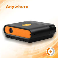 Waterproof Mini GPS Tracker for Personal Child On Free Mobile Phone Tracking System