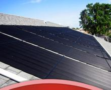solar pool heater panels EPDM pool heating collector