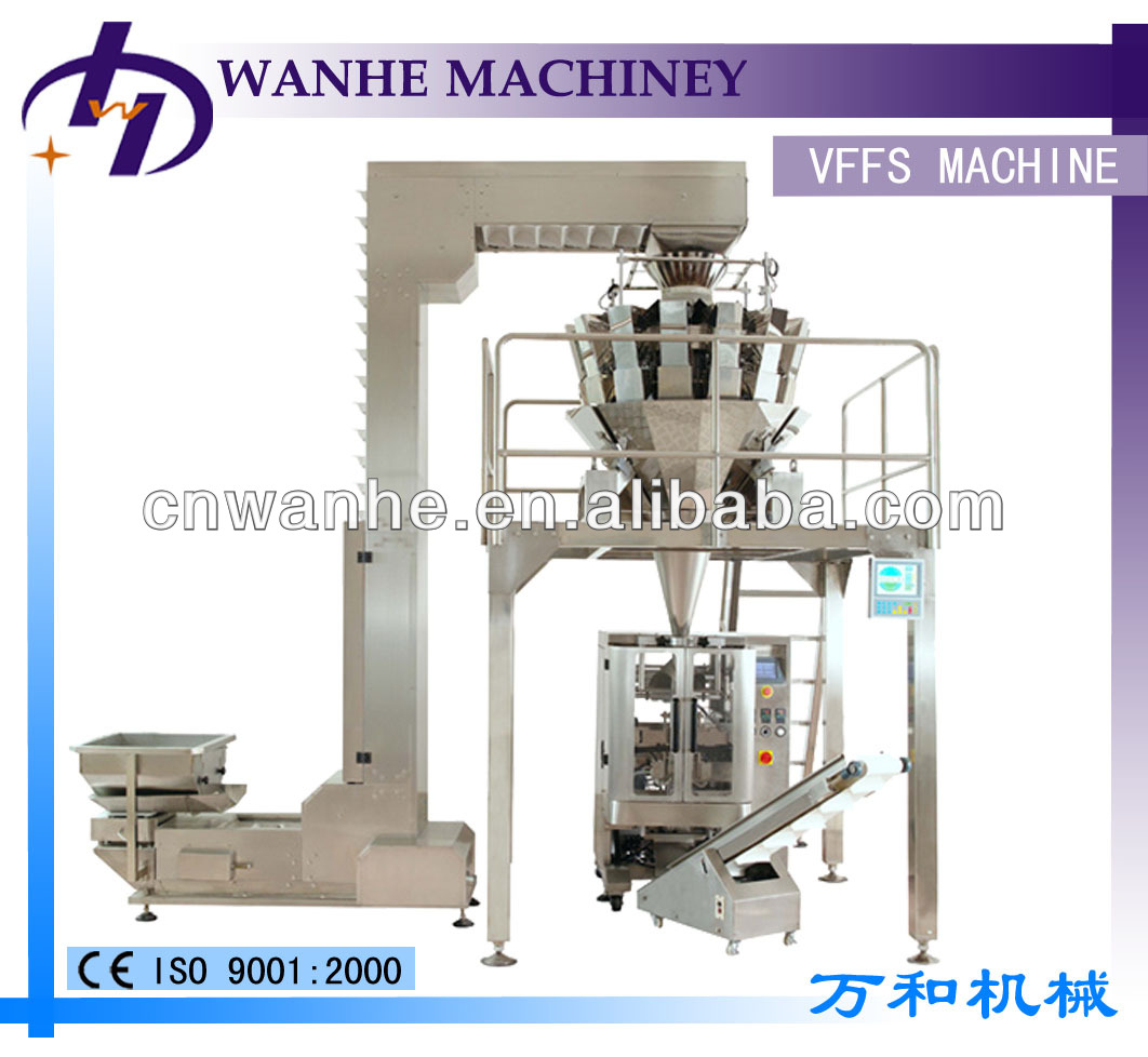 WHIII-K2000 Automatic detergent washing powder packing machine