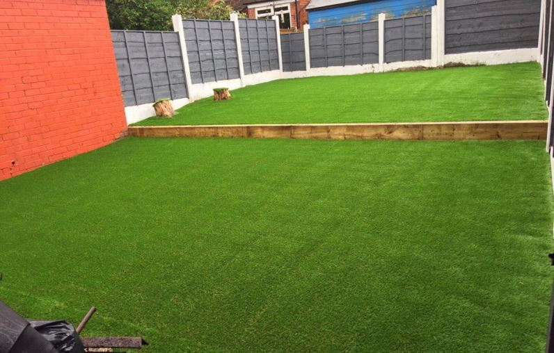 For Pet Grass In Artificial Football Field 50Mm