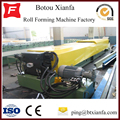 Color Steel Sheet Square Downspout Roll Forming Machine