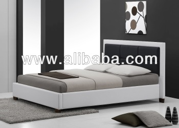 Elki Faux Leather PU Bed / Bedroom Furniture