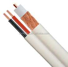 75 ohm waterproof RG6 Coaxial Cable for RF signal transmission, MATV, CATV, CCTV,Digital video, Local Area Network
