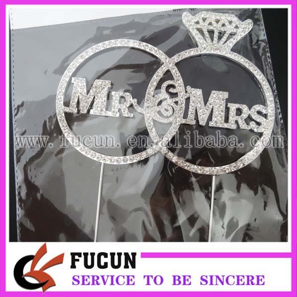 diamond Mr&mrs cake topper d.jpg