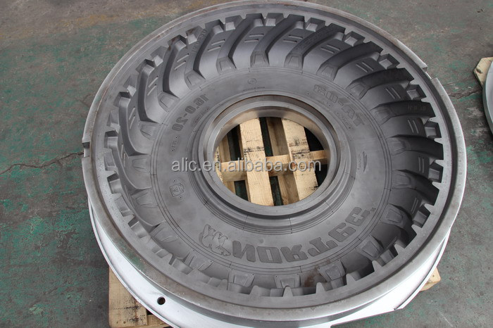 Steel Tire Mold for Motorcycle/Bicycle/Truck