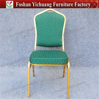 Classic Metal Chair with mould seat cushion YC-ZG10-64