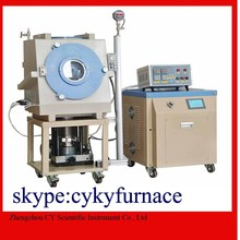 500C Vacuum Lamination Press Machine with Two Heating Plate and Electric Hydraulic Pump / hot vacuum press laminating machine
