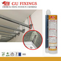 Fast curing prestressed rock anchors steel rebar anchor ceiling wedge anchor