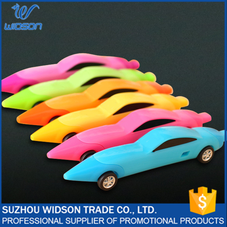 Candy Color Car shape Ball Pen Novelty