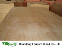 Radiata pine/knotty pine faced plywood with poplar core wbp glue