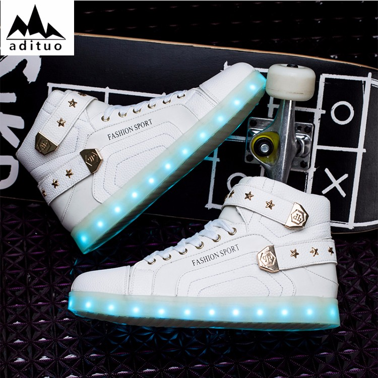 Factory Directly Provide High Quality Led Perfect Sport Shoes
