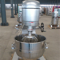 5L to 80L 3 Motor Speeds Kitchenaid Mixer in Bakery Machines