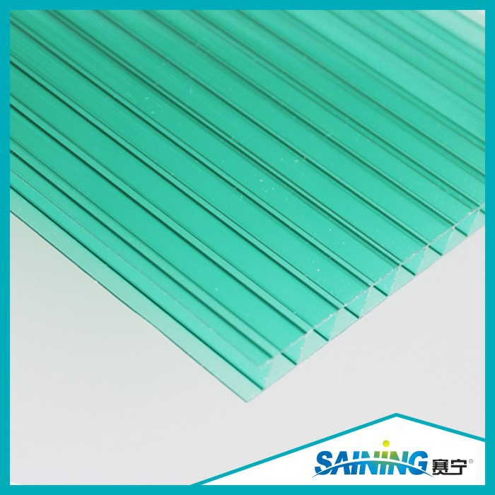 Twin-wall Stadiums Polycarbonate roofing Sheet