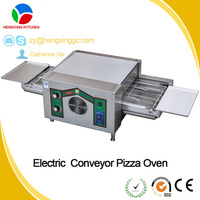 High quality 220v pizza baking machine / electric tunnel oven for sale
