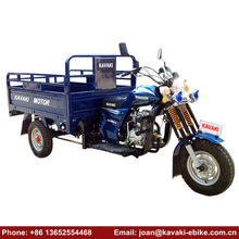 Cargo Tricycle Water Cooled Four Stroke Engine Three Wheel Motorcycle For Sale