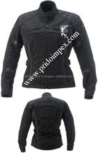 Ladies Textile Motorbike Racing Jackets / PI-MJ-60