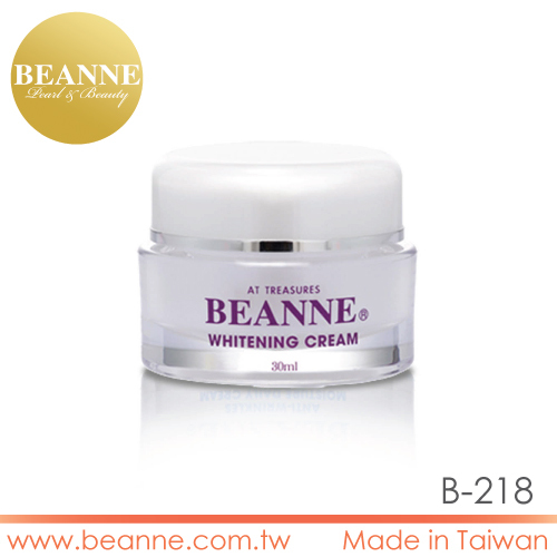 9B218 Miracle Herbal Pearl Face Whitening Cream
