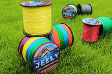 Colored Fishing line PE braid
