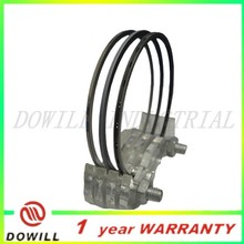Hot sale oem parts piston ring set for 2C diesel engine