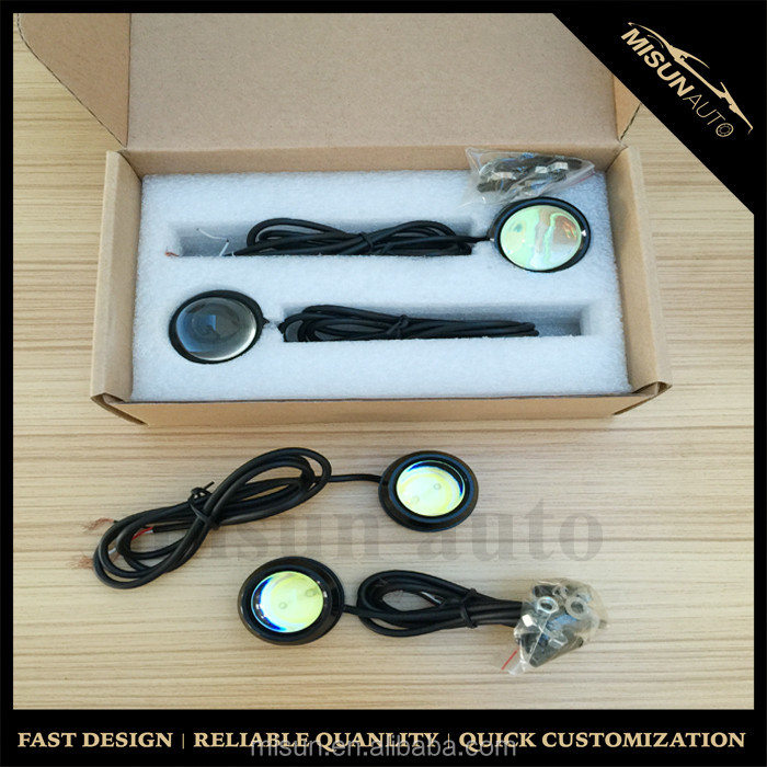 High focused 15W high power led eager light car motorcycle reversing light backup tail light