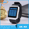 k18 q18 k8 android 3g smart watch phone